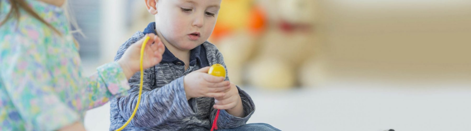 Communication at Pinocchio Early Learning Centre